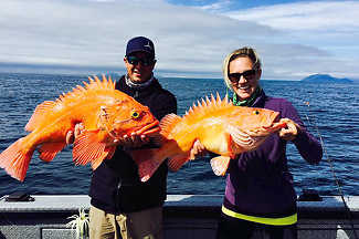 Tiffaney P. Homer Fishing Charter