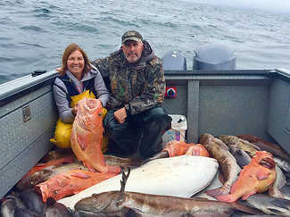 Edie M. Kenai River & Homer Fishing Trips