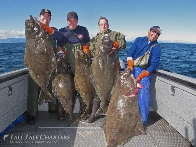 Halibut season oregon autos post for Alaska halibut fishing season