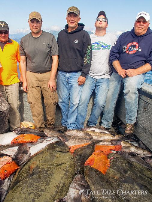 Multi-Species Fishing Trip