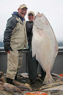 Pat N. Kenai River & Homer Fishing Trips