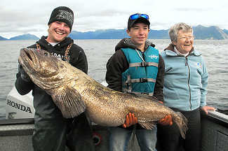 Big Lingcod