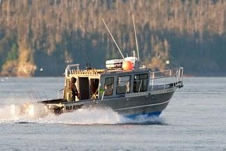 Homer Alaska Charter Boat
