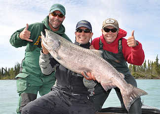 King Salmon Fishing Alaska