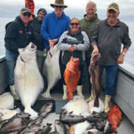 Rockfish & Halibut Fishing AK